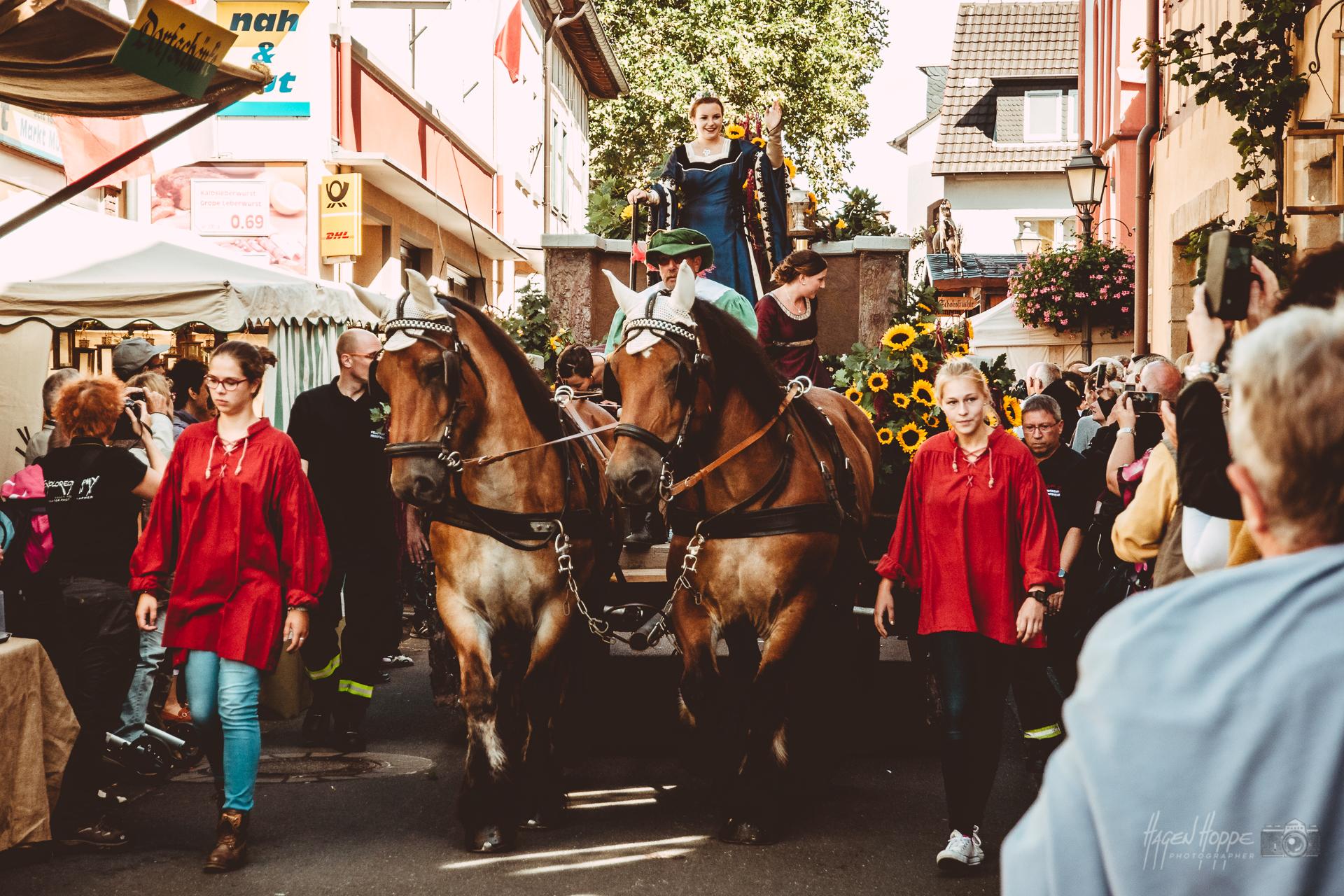 Weinfest Heimersheim 2017